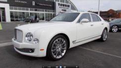 2013 Bentley Mulsanne Mulliner In-Depth Review
