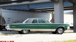 1965 Chrysler New Yorker Test Drive Video