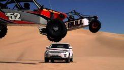 Range Rover Evoque Off Roading