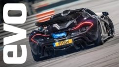 McLaren P1: Flames, Drifts & an Unforgettable Noise
