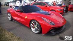 $4.5m Supercar Ferrari F12 TRS