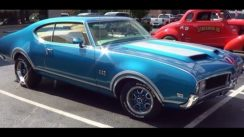 Beautiful 1969 Oldsmobile 442 Coupe