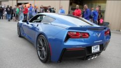 1000+ HP Supercharged C7 Corvette Dyno Pull