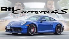 2020 Porsche 911 Carrera 4S Review