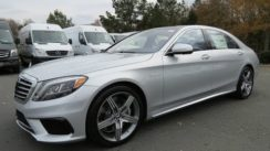 2014 Mercedes-Benz S63 AMG 4Matic In-Depth Review