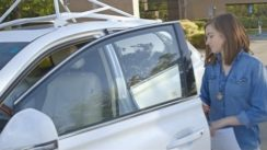 A Ride in the Google Self Driving Car