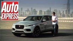 2015  Jaguar C-X17 4×4 Review – Auto Express