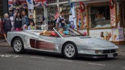 1987 Ferrari Testarossa Spider Rat-Rod Driving Review