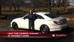 2012 Mercedes CLS 63 AMG Test Drive & Review Video