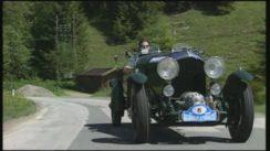 Amazing Vintage Bentley Blower