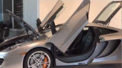 Mclaren MP4-12c Supercar For Sale