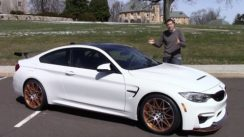 Is the BMW M4 GTS Worth Twice the Price of a BMW M4?