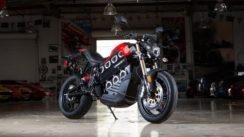 2012 Brammo Empulse R Electric Motorcycle