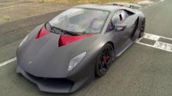 Lamborghini Sesto Elemento Quick Look