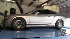 Custom Bentley Continental GT Dyno