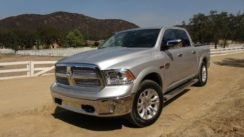 2014 Ram 1500 EcoDiesel Pickup 0-60 MPH Review
