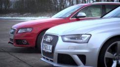 Audi S4 vs Audi RS4 – Does Supercharging Rule?