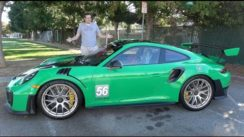 Doug DeMuro Calls the Porsche 911 GT2RS the Craziest 911 Ever