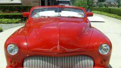 1950 Mercury Custom Street Rod Convertible Classic