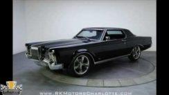 Custom 1969 Lincoln Continental Mark III