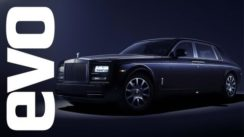 Rolls-Royce Phantom Celestial at Frankfurt Auto Show