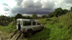 4×4 Land Rover Defender Off-Road Experience