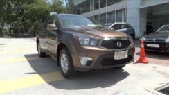 2012 Ssangyong Actyon Sports Start-Up & Full Vehicle Tour