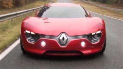 Renault DeZir Concept Road Test Review
