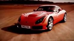 TVR Sagaris Sports Car Review