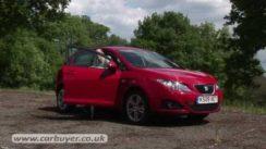 Seat Ibiza Hatchback Car Review