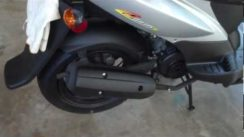 2012 Kymco Agility 50 Review