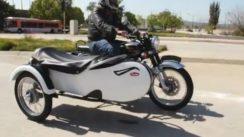 Royal Enfield Motorcycle Sidecars