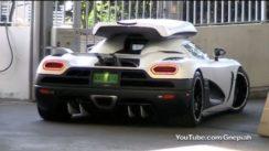 Koenigsegg Agera R Exotic Car Sighting