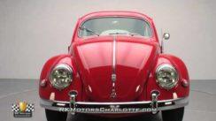 Gorgeous 1956 Volkswagen Type 1 Beetle