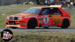 Lancia Delta Integrale Rally Racing