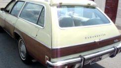 GROOVY 1973 Olds Vista Cruiser video!