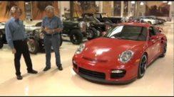 Jay Leno Tests Porsche 911 GT2