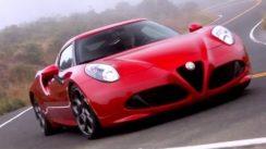 2015 Alfa Romeo 4C Car Review