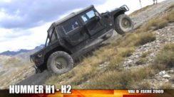 HUMMER H1 & H2 Off-Road Video