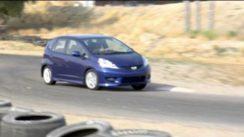 Honda Fit Sport Car Review
