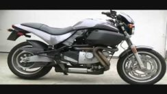 Buell Harley-Davidson M2 Cyclone Motorcycle Review