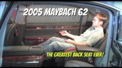 Maybach 62 Test Drive Video Review
