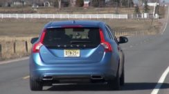 2015 Volvo V60 T5 0-60 MPH Test & Review
