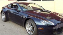 Aston Martin Vantage V-8 Coupe Quick Look