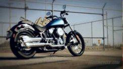 2011 Harley-Davidson Blackline Motorcycle Review