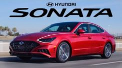 2020 Hyundai Sonata Road Test Review