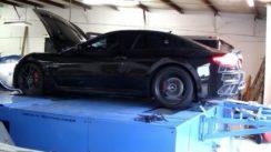 Sweet Maserati Dyno Pull