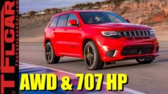 2018 Jeep Grand Cherokee Trackhawk | The Fastest Jeep Ever