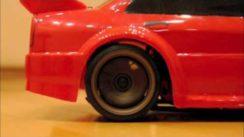 RC Mitsubishi Evo Drift Spec Video