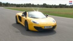 Awesome McLaren MP4-12C Spider